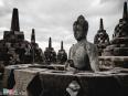 Borobudur: Đền thờ Phật giáo lớn nhất thế giới tại đất nước vạn đảo