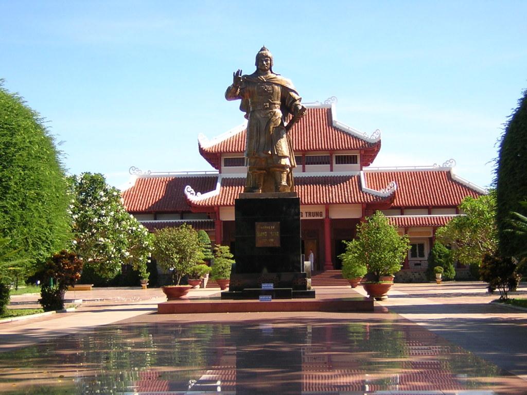 Bảo Tàng Tây Sơn - Bình Định