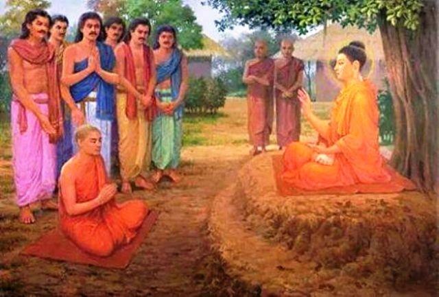 Đức Phật luôn giảng dạy cho đệ tử về việc cần phải lấy hiếu đạo làm đầu
